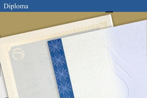 Certificado de Origem e Diplomas